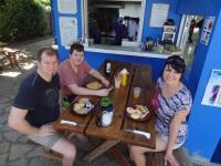 Breakfast at Kite Club Cafe