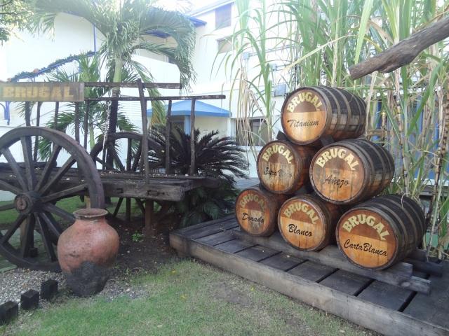 Brugal Rum Factory tour