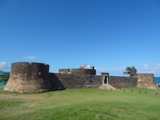 Fort San Felipe del Morro (front)