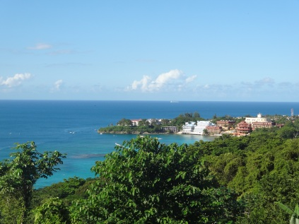 View of Sosua