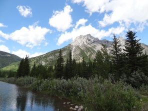 at Mount Lorette Ponds