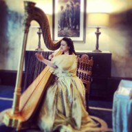 Harp Angel Debra Nyack