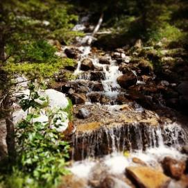 O'Shaughnessy Waterfall