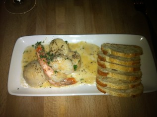 Scallops & Shrimp