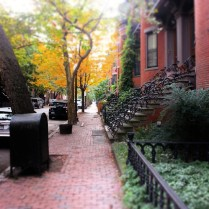 West Brookline Street, Boston
