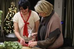 Crafting with Martha Stewart