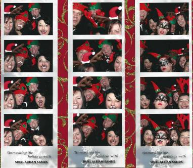 What happens in a photo booth doesn't stay in a photo booth!