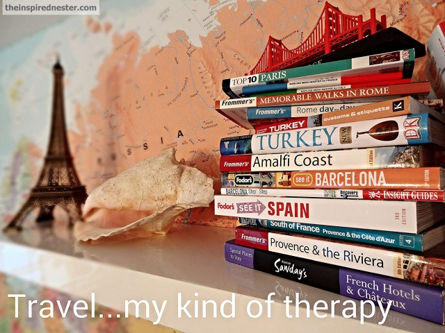 Travel...my kind of therapy   theinspirednester.com