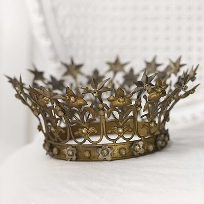 Wear the Crown and Rule YOUR World!