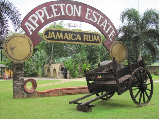 Appleton Estates Rum tour