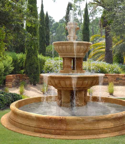 Huge Fountain